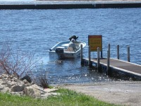 Menominee River Boat Launch