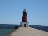 Menominee Lighthouse-Menominee